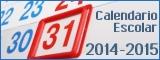 Calendario escolar 2014/ 2015